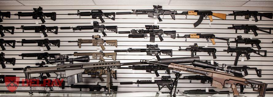 Delray shooting center