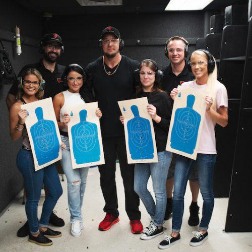 Delray Shooting Center Group Photo