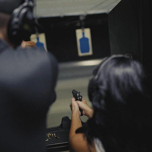 Delray Shooting Center Pistol Lane
