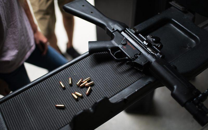 Delray Shooting Center Rifle Range