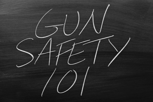gun safety 101