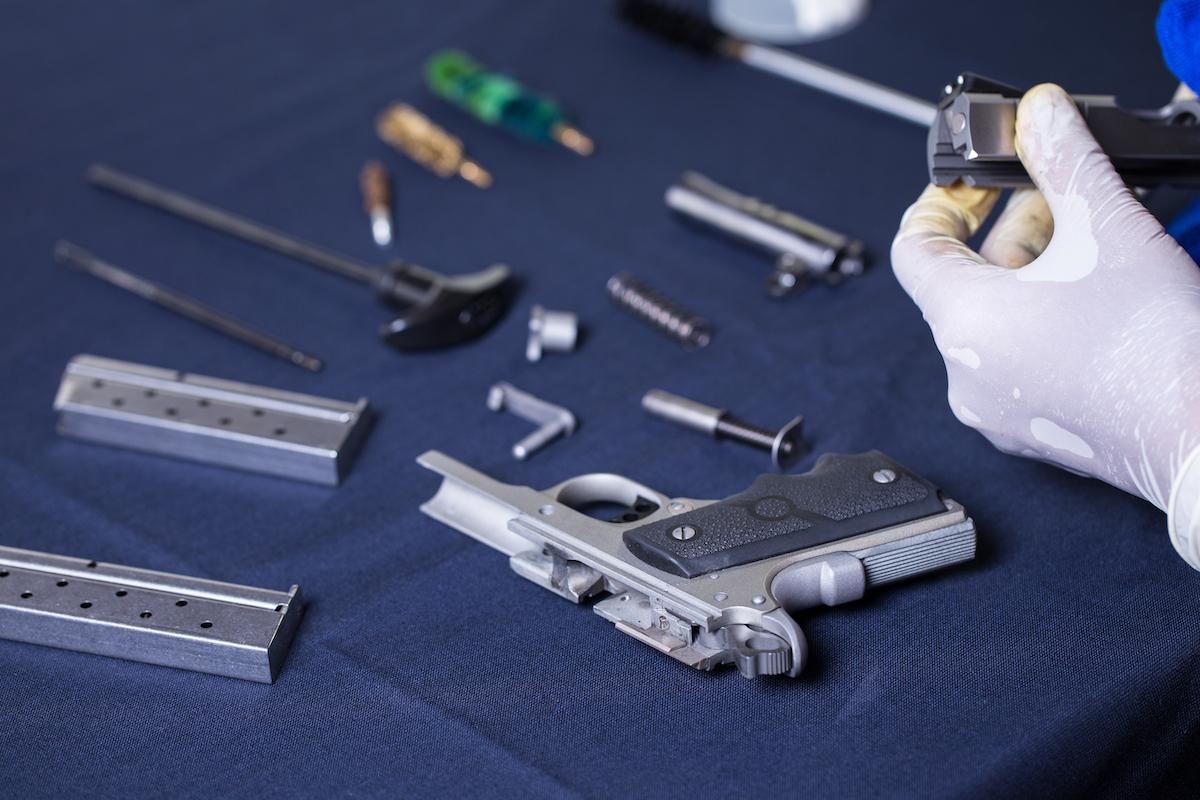 When To Take Your Gun To A Gunsmith